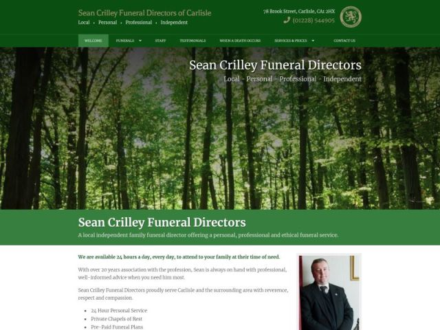 Sean Crilley Funeral Directors