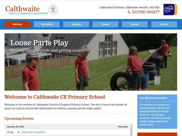 Calthwaite Primary School