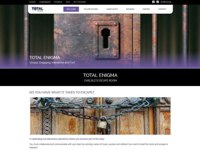 Total Enigma Ltd