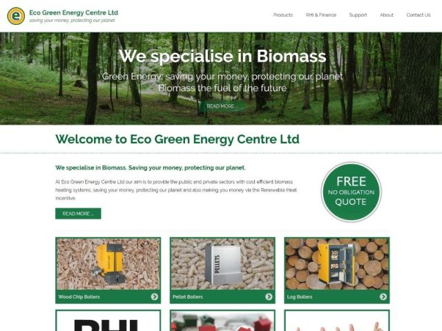 Eco Green Energy Centre Ltd