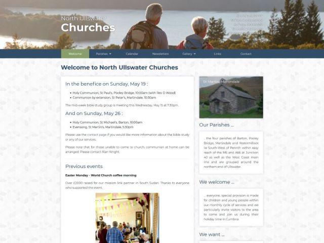 North Ullswater Churches