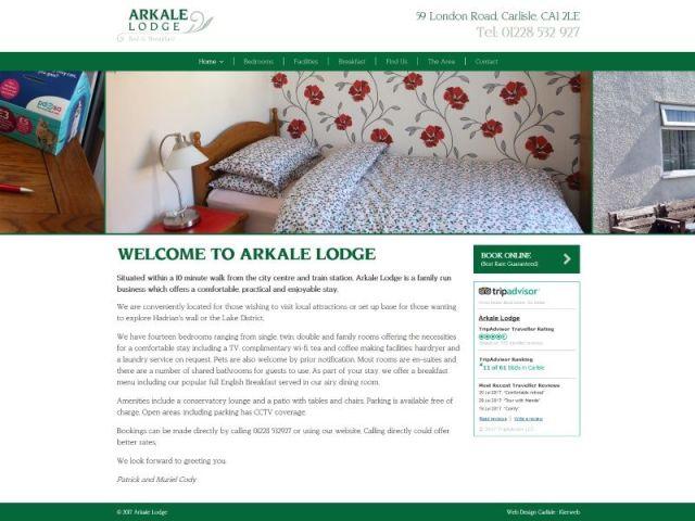 Arkale Lodge