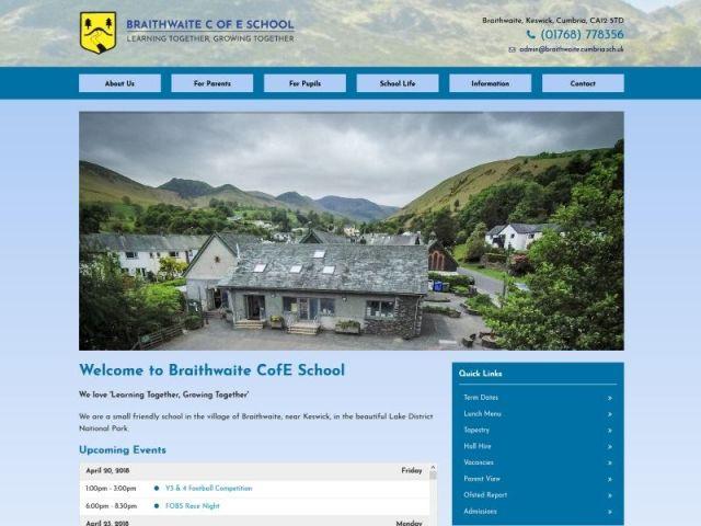 Braithwaite CofE School