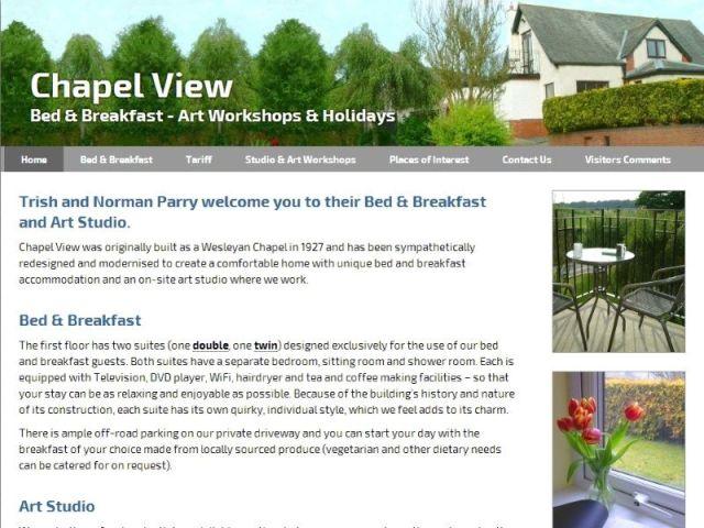 Chapel View Studio