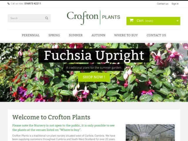 Crofton Plants