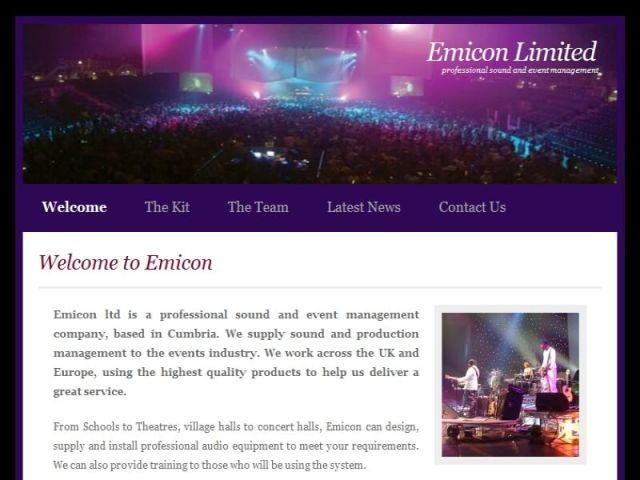 Emicon Limited