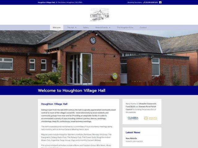 Houghton Village Hall