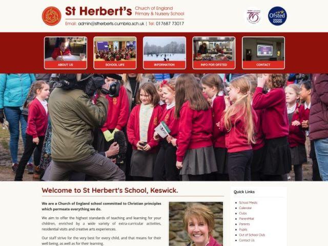 St Herbert's Primary School