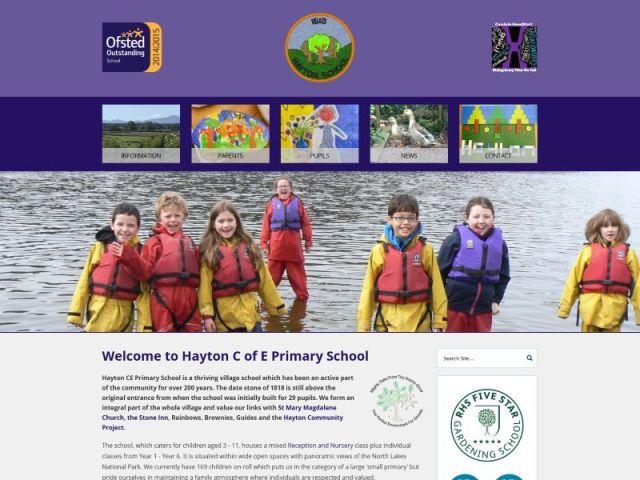 Hayton CE Primary School
