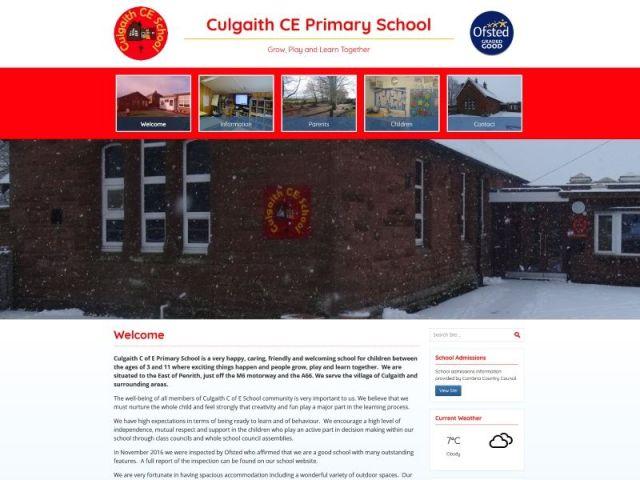 Culgaith CE Primary School