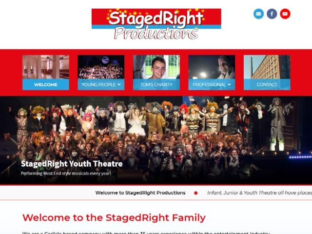 StagedRight Productions
