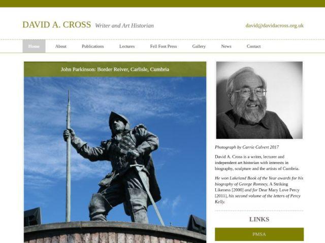 David A. Cross