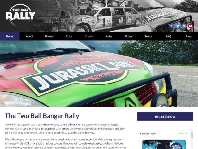 Two Ball Banger Rally
