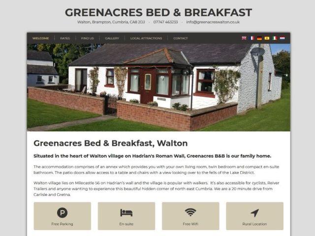 Greenacres Bed & Breakfast