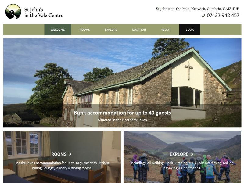 Carlisle Diocesan Youth Centre - Young Centre based in Cumbria