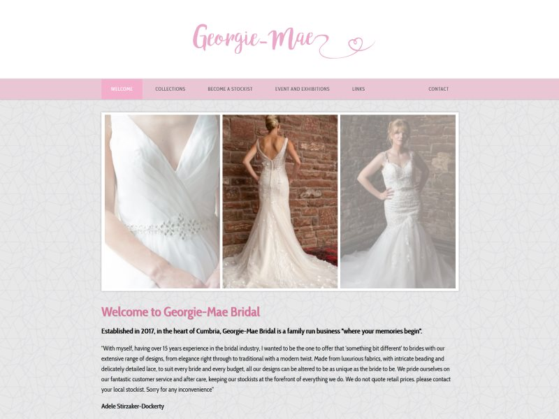 Georgie-Mae Bridal - Bridal Dress Shop in Carlisle