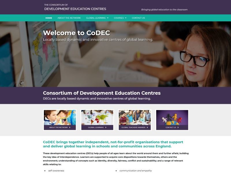 CoDEC - Consortium of Development Education Centres