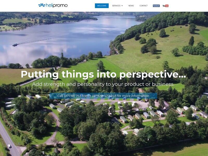 Helipromo - Aerial Drone Video Production and Photography Specialists