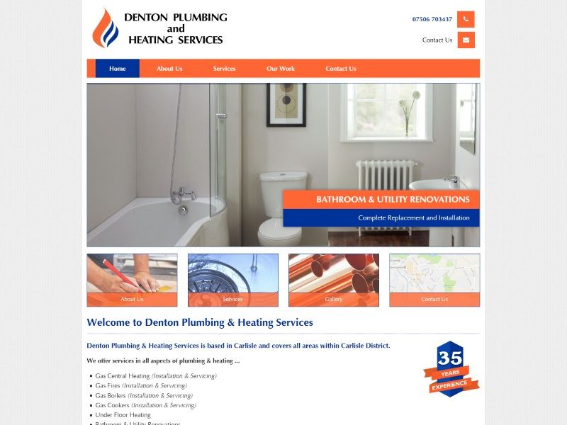 Denton Plumbing and Heating Services