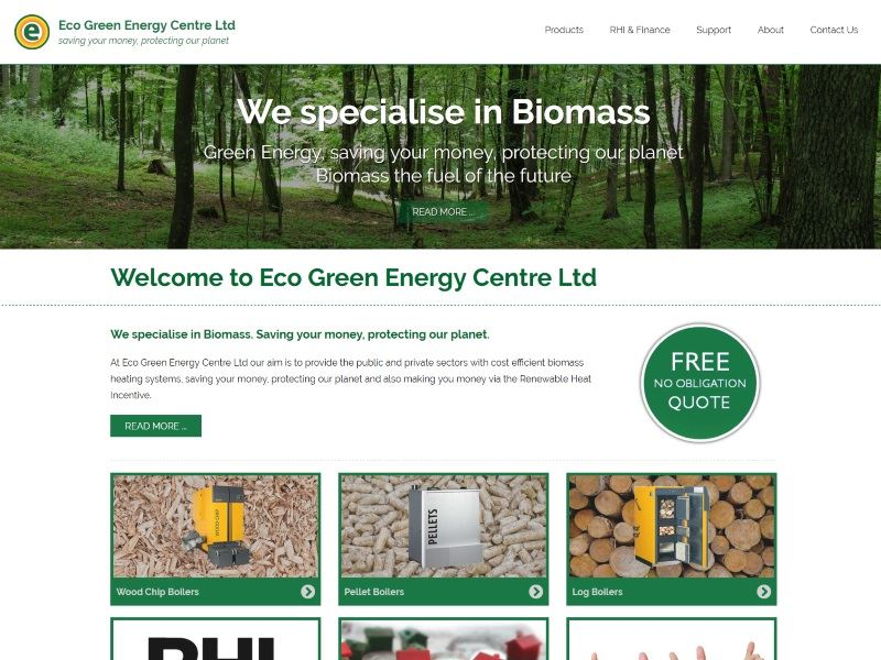 Eco Green Energy Centre Ltd