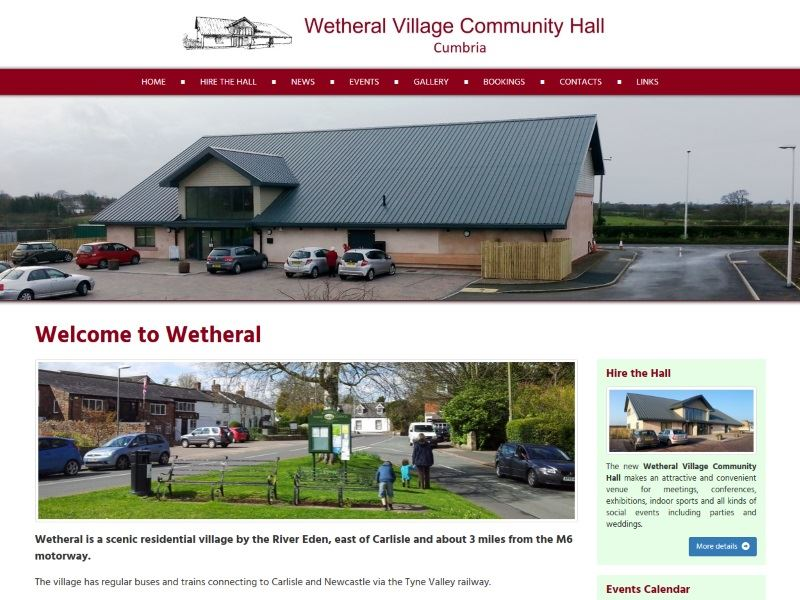 Wetheral Village Community Hall